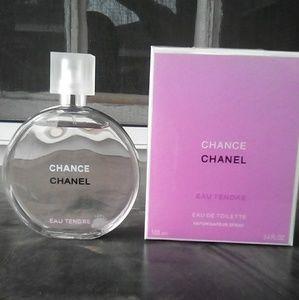 Brand New Chanel Chance Eau Tendre 3.4oz